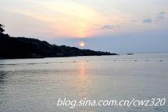 泰国游记 五 沙美岛观海踏浪游