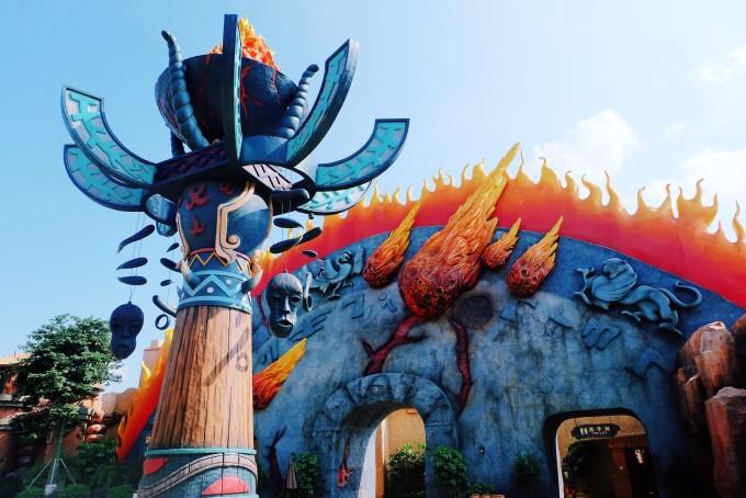 """暑期必打卡----卡樂星球歡樂世界(廣西""""歡樂谷"""",柳州版本""""迪士尼"""")最圖片"""