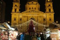 东欧六国之旅...游匈牙利圣伊斯特万教堂记