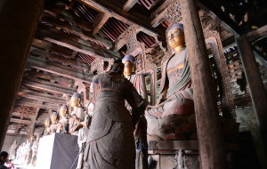 【锦州图片】差两年一千岁-义县奉国寺