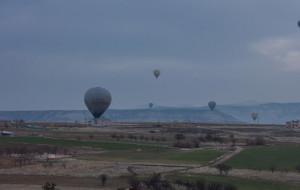 土耳其娱乐-格雷梅热气球体验