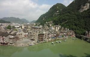 黔东南娱乐-舞阳河国家级风景名胜区