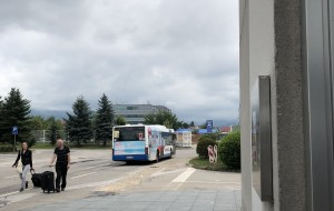 【萨拉热窝图片】萨拉热窝机场到市区交通
