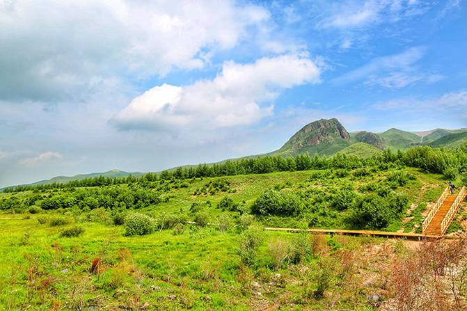丰宁七彩森林公园