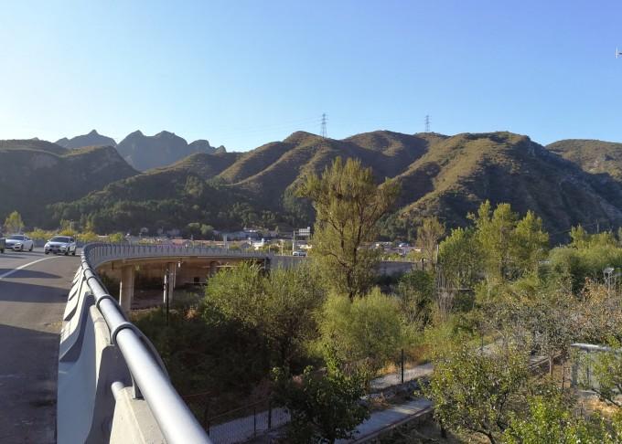上苇甸村_🌷自驾车游:北京妙峰山镇、雁翅方向上的群山和上苇甸水库
