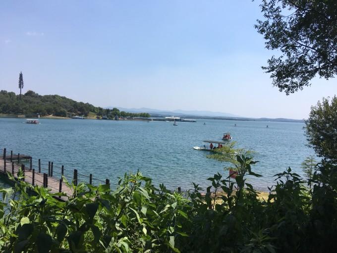 湖北荆门漳河风景区一日游