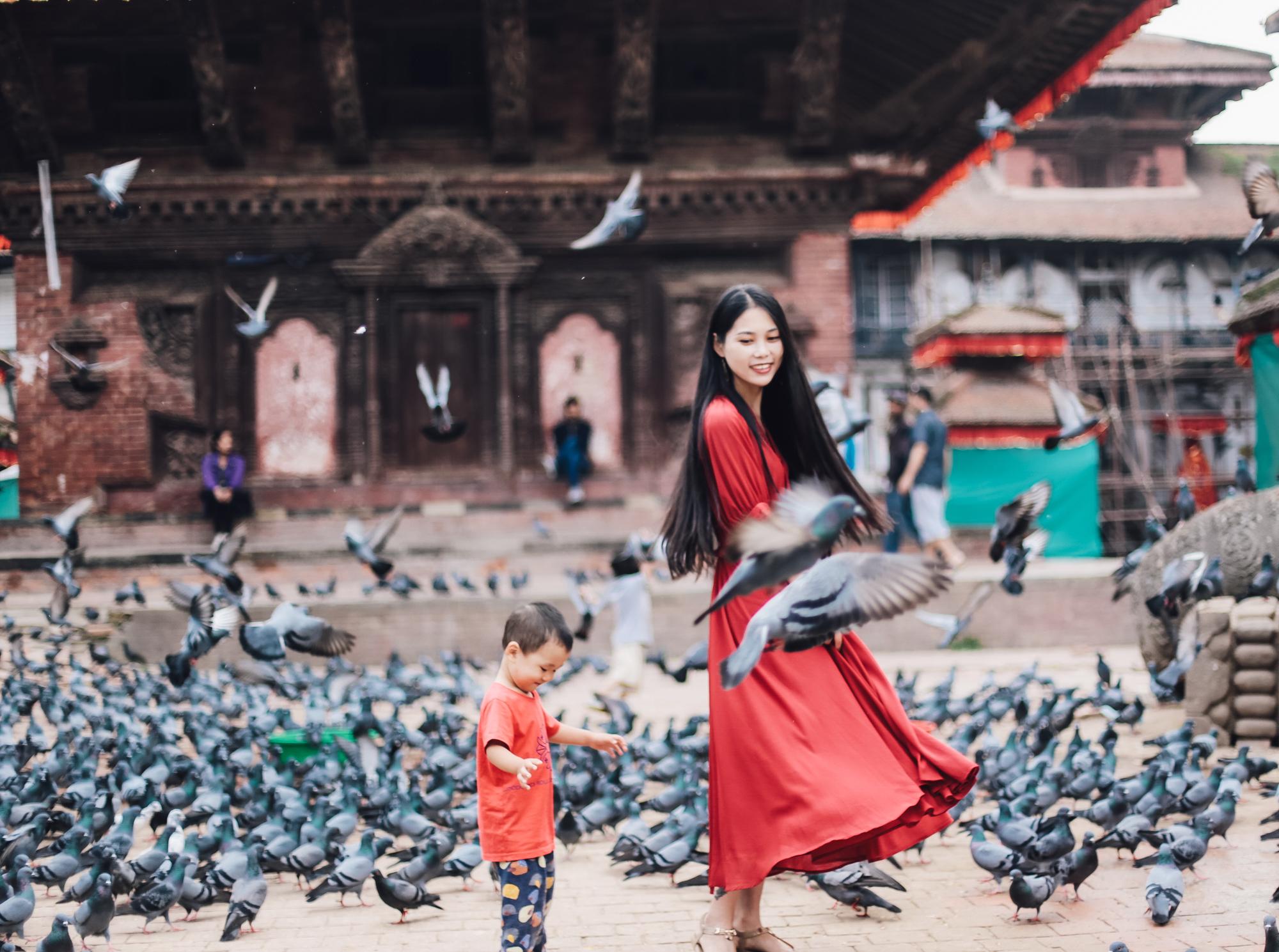 ·尘埃与菩提,尼泊尔的幻境_游记