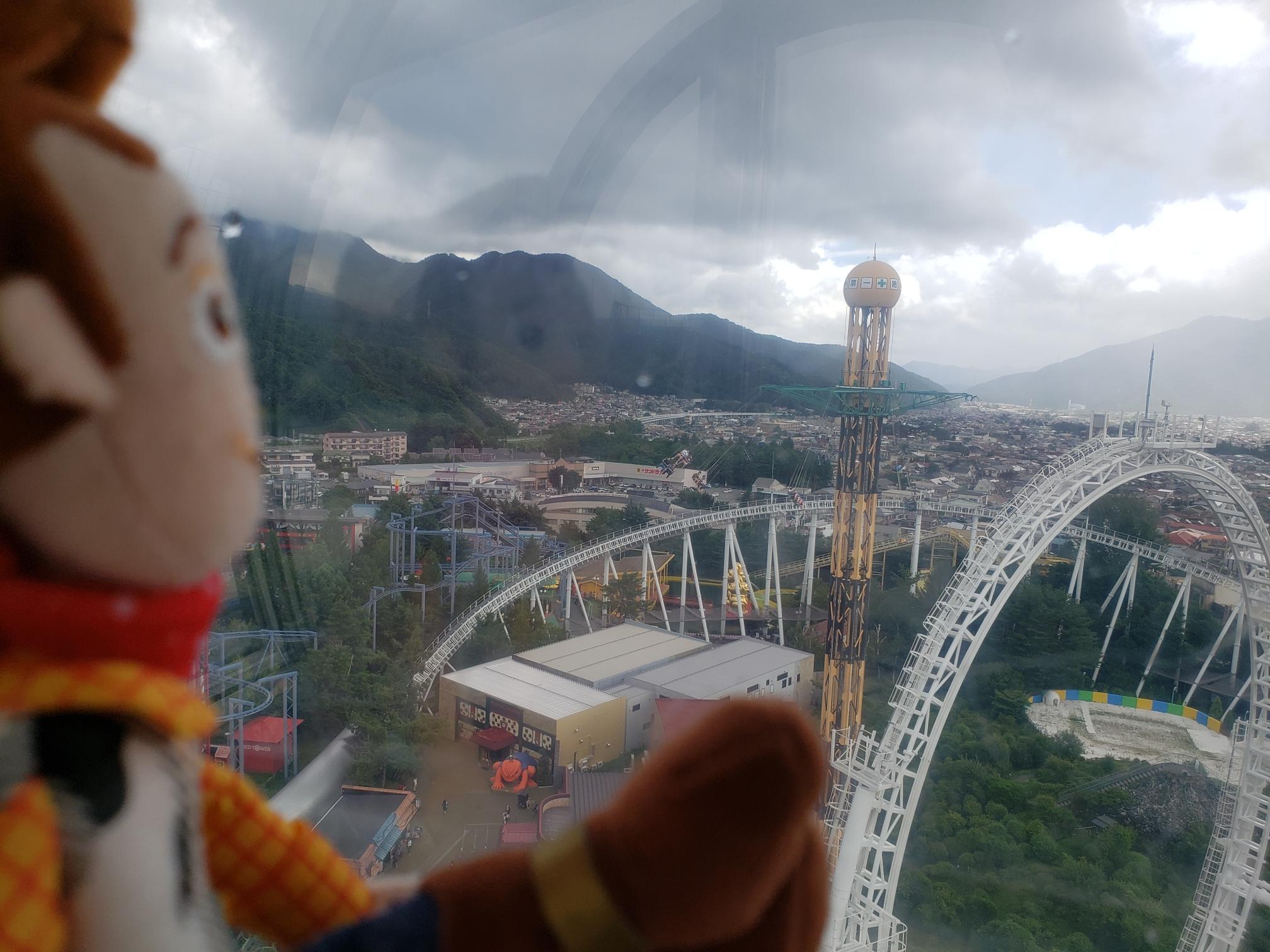 在日本的十天~ DAY 6 富士急乐园+隅田川烟火