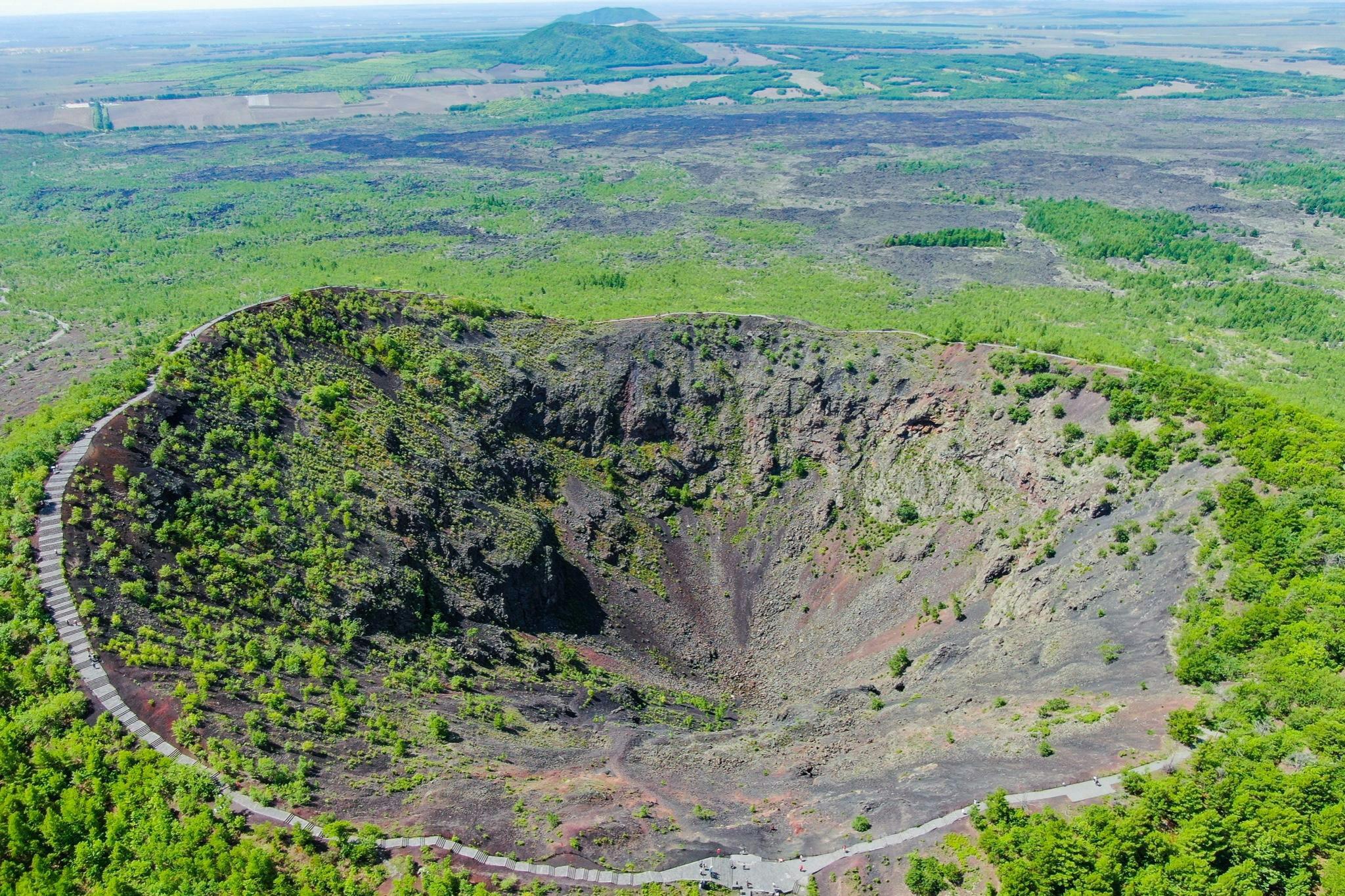 火山里的家――五大连池世界地质公园