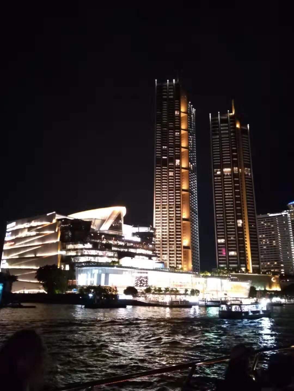 湄南河畔,我曾梦回此处是我的新居