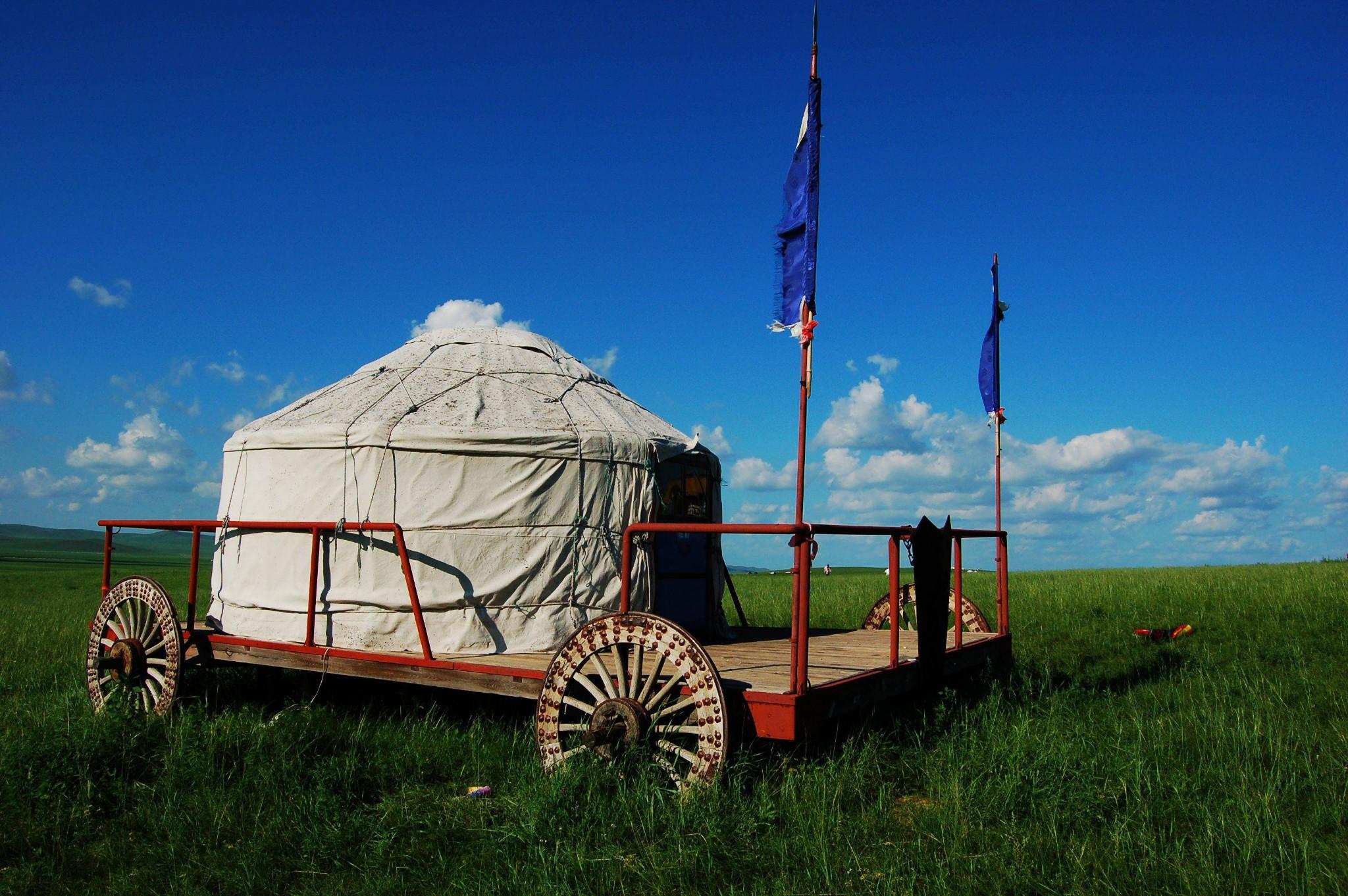 梦之旅—呼伦贝尔大草原 记我的毕业旅行——呼伦贝尔大草原6日行