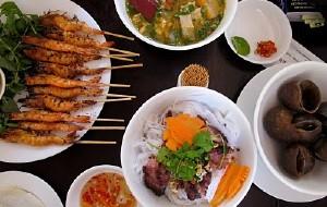 越南美食-Quan An Ngon