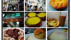 香港美食-金凤茶餐厅(湾仔店)