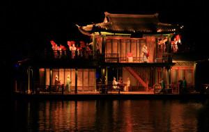 杭州娱乐-印象西湖表演