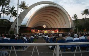 夏威夷娱乐-Waikiki Shell