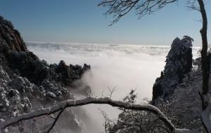 【黄山图片】冬韵黄山