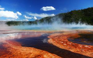 【黄石国家公园图片】7天徜徉在美国黄石国家公园里——2010年8月