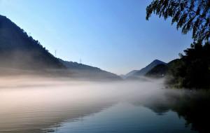 【郴州图片】如梦如幻的小东江