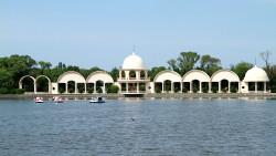 哈尔滨景点-太阳岛公园