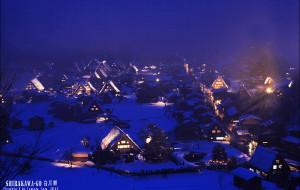 【日本图片】日本三大秘境之一梦幻点灯夜+北海道绝美雪景(附超级攻略)
