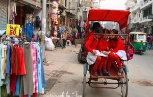 印度美食-帕哈拉甘区市集