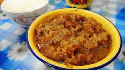 西安美食-定家小酥肉