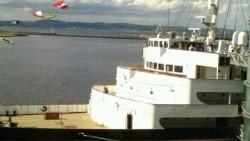 爱丁堡景点-皇家游艇不列颠尼亚号