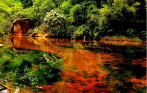 【赤水图片】贵州赤水 归于自然 隐于山谷 置身其中感受那片山水