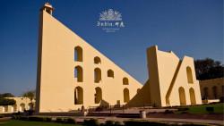 斋普尔景点-简塔曼塔天文台(Jantar Mantar)