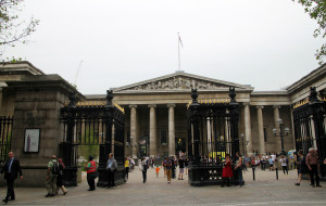 【伦敦图片】大英博物馆