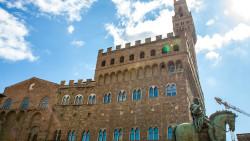 佛罗伦萨景点-佛罗伦萨旧宫(Palazzo Vecchio)