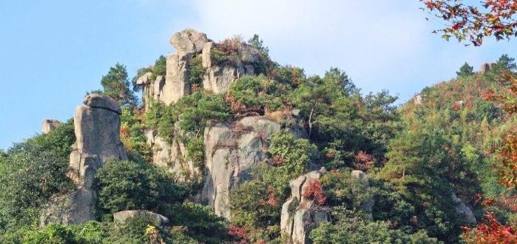 广德灵山大峡谷