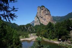 温州楠溪江源头—石桅岩,未被污染的处女地