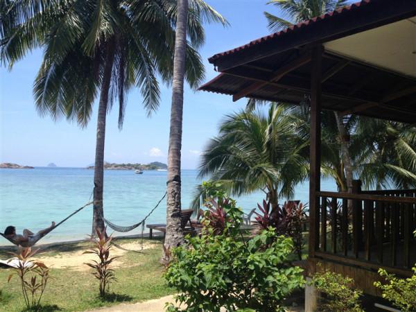 初次出国 马来西亚热浪岛