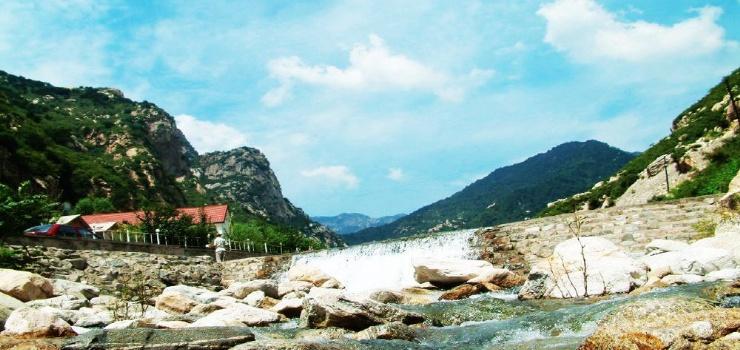 云蒙三峪景区
