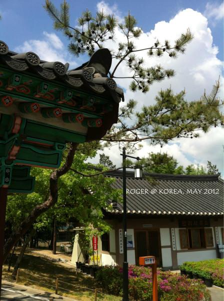 韩国首尔街景街拍图片