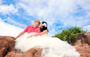 【热浪岛图片】带上婚纱去旅行之海岛系列(沙巴-热浪岛-吉隆坡)