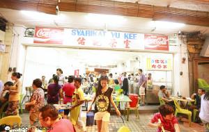 马来西亚美食-佑记肉骨茶