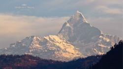 尼泊尔娱乐-鱼尾峰