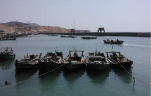 【黄岛图片】2013年五一探路竹岔岛(另有银沙滩和唐岛湾公园照片)