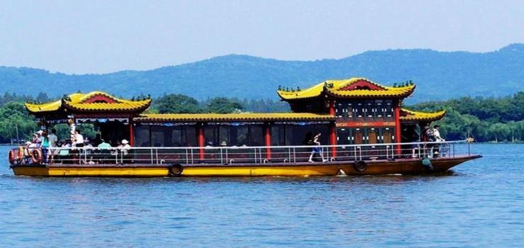 西湖外事游船(环湖)