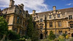 剑桥景点-彭布罗克学院(Pembroke College)