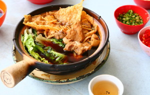 吉隆坡美食-新万利肉骨茶
