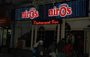 斋普尔美食-Niros, B restaurant