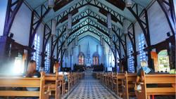 菲律宾景点-圣灵感孕大教堂(Immaculate Conception Cathedral)