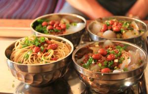 西藏美食-措姆凉粉