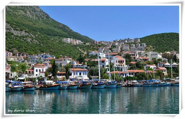 别样的土耳其-爱情海地中海深度自驾14日