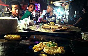 黔东南美食-凯里北京西路夜市