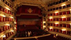 意大利娱乐-斯卡拉歌剧院(Teatro alla Scala)