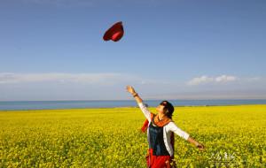 【若尔盖图片】追逐天边的云彩——川甘青九天行游